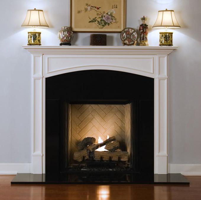 custom fireplace mantel fireplace mantels cambridge mantelcraft rh mantelcraft com arched wood fireplace mantels