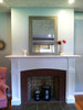 After installation of new Hartford Mantel