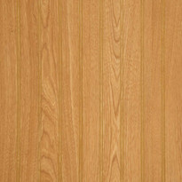Detailed image of our Empire Oak Beaded Wainscoting