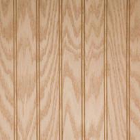 Red Oak veneer on plywood core panel. Wainscoting