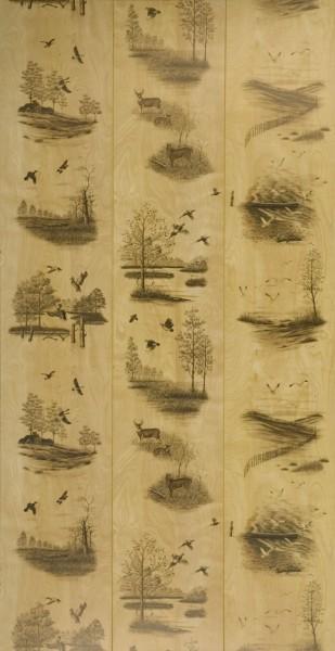 Wood Paneling Natural Woods Wildlife Plywood Panels