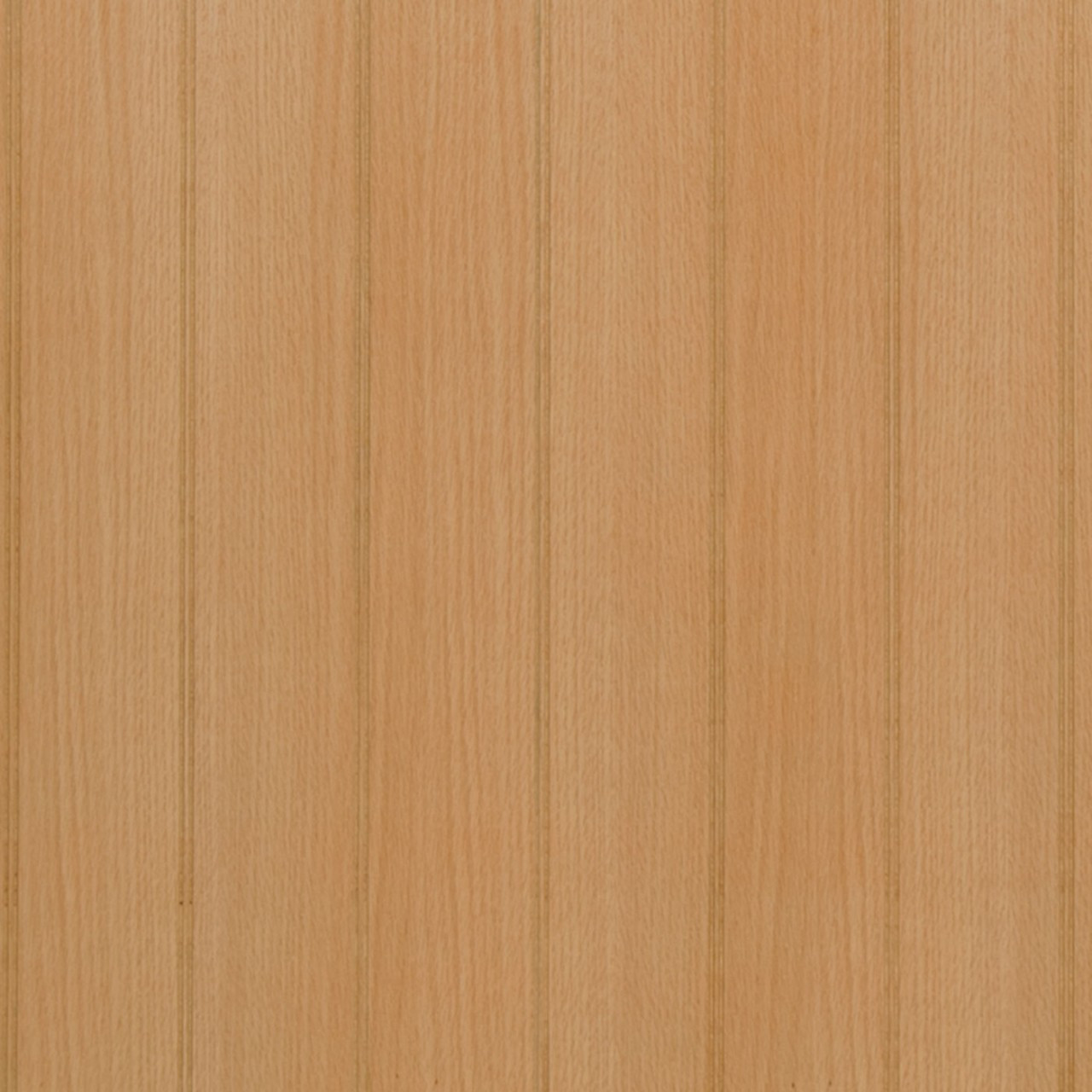 Red Oak 4 Beadboard Paneling Unfinished Veneer