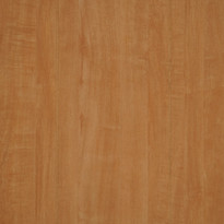 Worthy Maple wall paneling.  Medium brown color panels