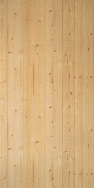 Rustique Pine Paneling.  Knotty pine look