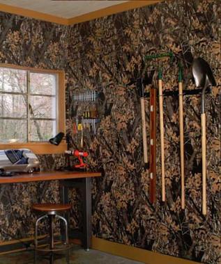 Wood Paneling Mossy Oak Camouflage Panels