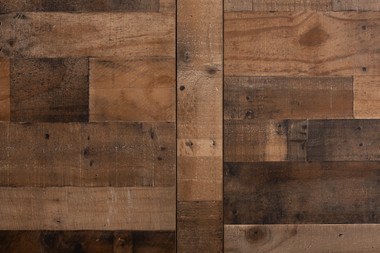 Brown Authentic Pallet paneling