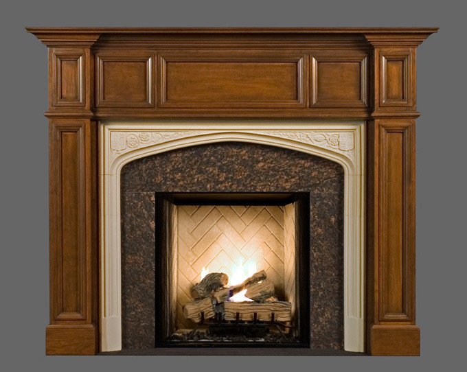 Fireplace Mantels Wood Mantel Surrounds Oxford
