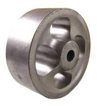 "Sintered Iron Wheel 2-1/2"" x 1"" - 200 lbs capacity"