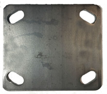 "4"" x 4-1/2"" Top Plate"