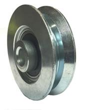 "2-3/8"" x 5/8"" V- Groove Wheel - 220 lbs Capacity"