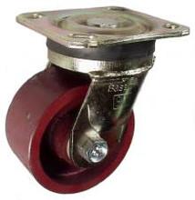 Ductile Steel Swivel Caster -1200 lbs Capacity