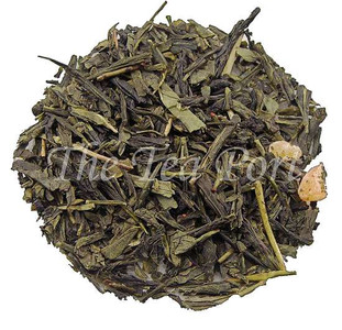 Long Island Strawberry Loose Leaf Green Tea