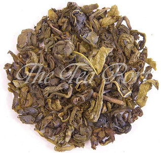 Strawberry Loose Leaf Green Tea