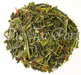 Hermes Orange Loose Leaf Green Tea