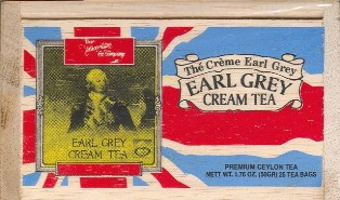 Earl Grey Cream Tea Bags