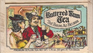 Buttered Rum Tea Bags