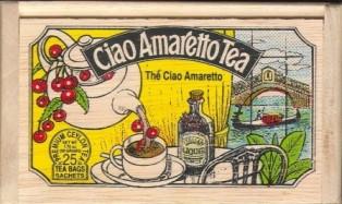 Ciao Amaretto Tea Bags