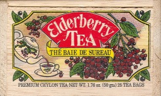 Elderberry Tea Bags