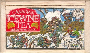 Ice Wine Tea Bags