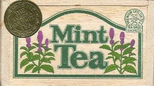 Mint Tea Bags