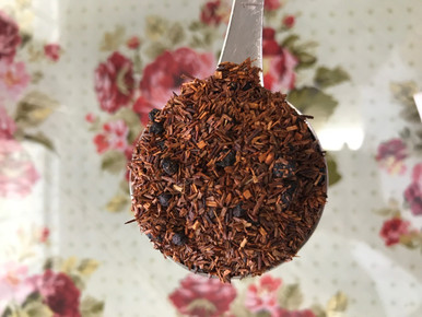 Prefer an herbal tea that packs a healthful punch? Our Good Hope Rooibos from South Africa is paired with luscious, AIR-DRIED elderberries in this House Blend that we created during the 2020 Coronavirus pandemic. Support your immune system and stay well!