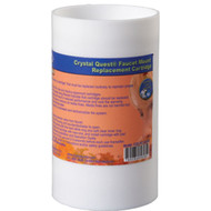 Crystal Quest Faucet Mount 6 Stage Filter Cartridge