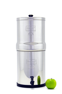 Big Berkey comes complete with 2 Black Berkey Element Filters, you can also purchase 2 additional Fluoride/Arsenic Filters.