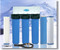 "Multiple Stages of Water Filtration for City or Well Water Compact Size    - No Electricity / No Backwashing Required / Recyclable / Biodegradable / Water Powered     - Possible usages for Homes, Businesses, Offices, Restaurants, Physician or Dental Offices, Spas, Gyms    - Performance based on capacity or numbers of gallons, not square footage.    - System for well or city water. Recommend detailed water report be provided to customized media for your specific water challenges.    - CQ Redox Whole House Water Filters are contained water systems, requiring NO backflush. They are engineered for maximum filtration and maximum performance with minimal maintenance: (1) Tough on water contamination, and (2) Easy on your pocket.  Multi Stage conveniently provides 160K gallons (varies with water condition and water consumption) of quality water.  Install Dimensions: 23""L x 9""W x (28""H + 4"" to change cartridges)   Recommend a licensed plumber for installation."