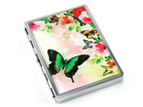 Butterfly Sky Cigarette Case