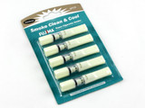 White Cigarette Holder with Cleanable Filter 5 Pack