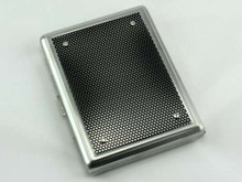 Black Mesh Cigarette Case