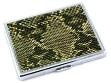 Green Snake Cigarette Case