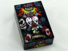 Skulls Tattoo Cigarette Pack Holder