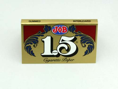 Job 1 5 Gold Rolling Papers