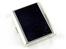 Black Sparkling Cigarette Case