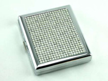 Sparkling Diamond Cigarette Case