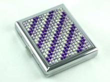 Purple Mist Stone Cigarette Case