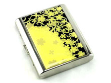 Lucienne Blooming Floral Cigarette Case