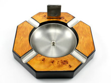 Kenyon Cigar Ashtray with Cutter