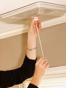 AC Vent Covers for Home Winterizing