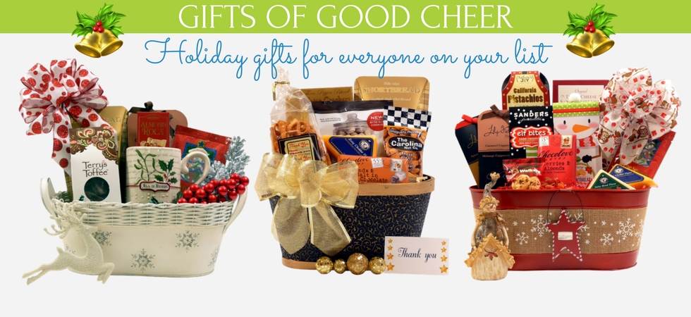 Custom gift baskets unique gift baskets gifts free shipping on orders over 7500 negle Choice Image