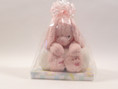 Bedtime Bunny Baby Gift Set for Girls