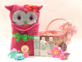 Baby Bath Towel and Gift Set for Girls