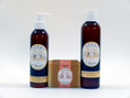 Joan's a Keeper bath and body products are all natural, vegan, gluten free, handmade in the USA, and never tested on animals.