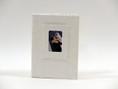 Mini wedding photo book holds 24 4x6 photos