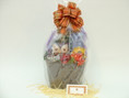 Autumn Holiday Gift of Thanks comes wrapped with seasonal décor and handmade bow.