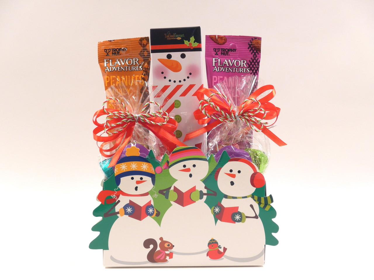 Christmas Gift Basket Ideas | Thoughtful Presence