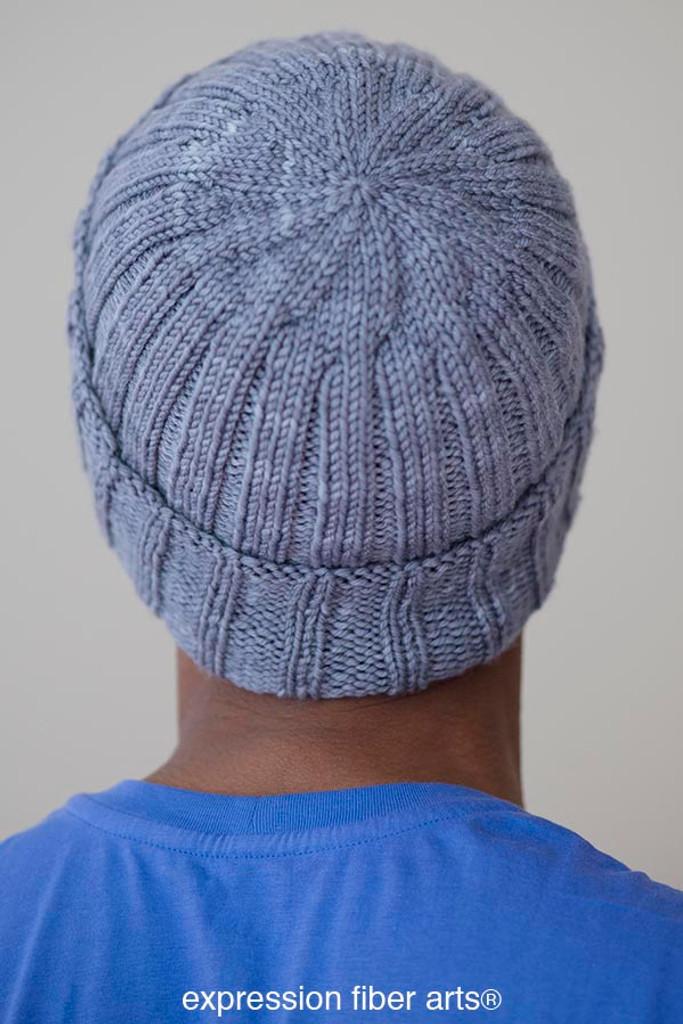 Free Knitted Boyfriend Beanie Hat Pattern - Expression ...