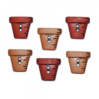 Dress It Up Flower Pots