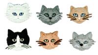 Dress It Up Buttons Fuzzy Felines